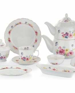 Schafer 34 Pieces Moin Breakfast Set Pem02