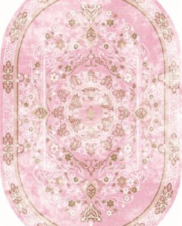 Brillant Latex Carpet Best Oval 130x190 HLE11308.803 (FRINGED)