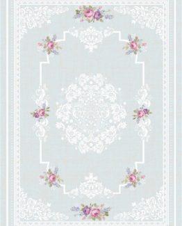 Brillant Latex Carpet Garden 80x150 HL11172.101 (FRINGED)