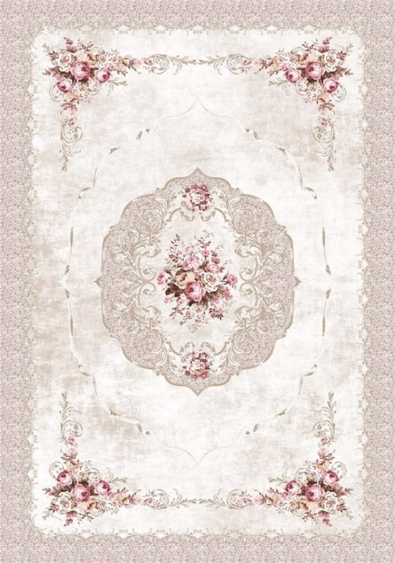 Brillant Latex Carpet Maritza  130X190 HL11173.105 (FRINGED)