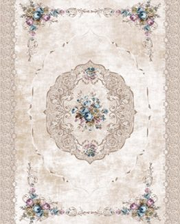 Brillant Leke does not keep Silk Carpet 90x160 Maritza  HJ11613.804 (FRINGED)