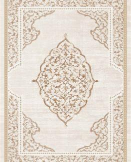 Brillant Latex Carpet Firuze 130x190 HL11174.102 (FRINGED)
