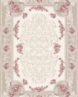 Brillant Latex Carpet Fashion 80x150 HL11347.802 (FRINGED)