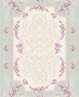 Brillant Latex Carpet Fashion 80x150 HL11347.803 (FRINGED)