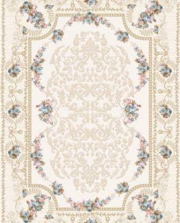 Brillant Latex Carpet Fashion 80x150 HL11347.804 (FRINGED)