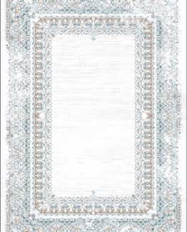 Brillant Latex Carpet Emerald  80x150 HL11244.802 (FRINGED)
