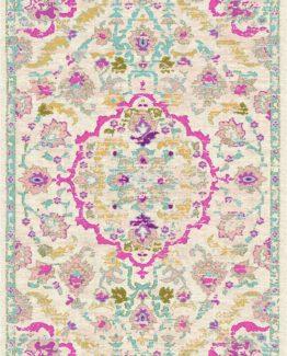 Brillant Latex Carpet Gold 80x150 HL11214.802 (FRINGED)