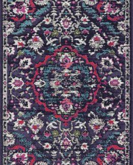 Brillant Latex Carpet Gold 80x150 HL11214.801 (FRINGED)