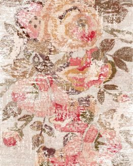 Brillant Latex Carpet Kristal 80x150 HL11217.801 (FRINGED)