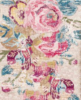 Brillant Latex Carpet Kristal 80x150 HL11217.803 (FRINGED)