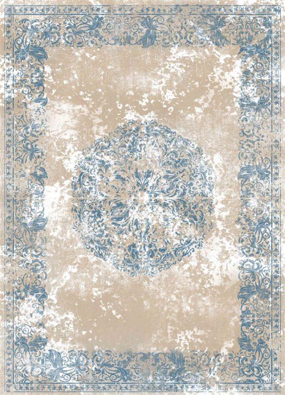 Brillant Latex Carpet Silk 130x190 HL11196.103 (FRINGED)