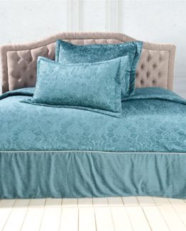 Soley SelectionBed Covered Maya turquoise