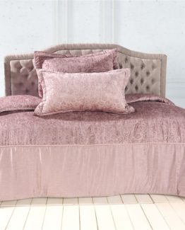 Soley SelectionBed Covered Maya Plum