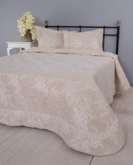 Soley SelectionBed Covered Melinda Rock