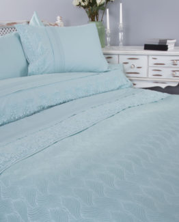 Soley double  Selection the Piquel Duvet Cover Set  Ada Su Greeni