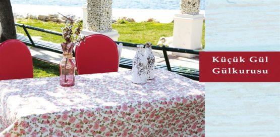 Soley GardenTable set- Small rose rosekurusu