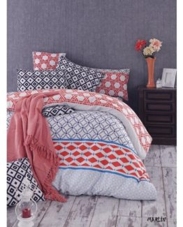Minteks double  Duvet Cover Set  Marlin