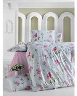 Minteks Single Duvet Cover Set  Lilac Pink
