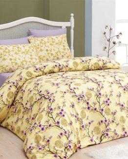 Belenay Single Sleep set - Papatya Yellow