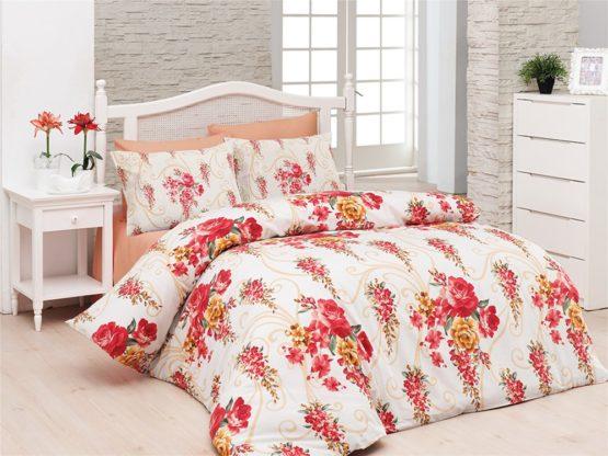 Belenay Single Sleep set - Floral red