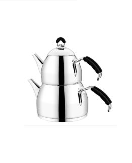Aksu Halley Mini Kettles Black