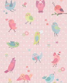 Brillant Leke does not keep Silk Carpet 130x190 Bird HJ11715.801