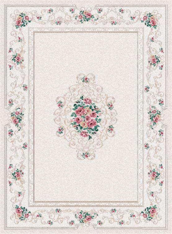 Brillant Leke does not keep Silk Carpet 190x300 Evely HJ11615.801 (FRINGED)