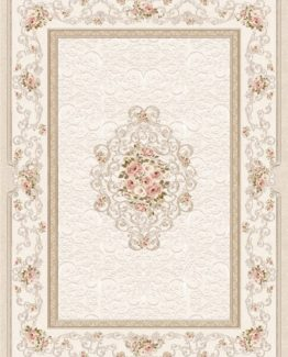 Brillant Leke does not keep Silk Carpet 190x300 Evely HJ11615.802 (FRINGED)