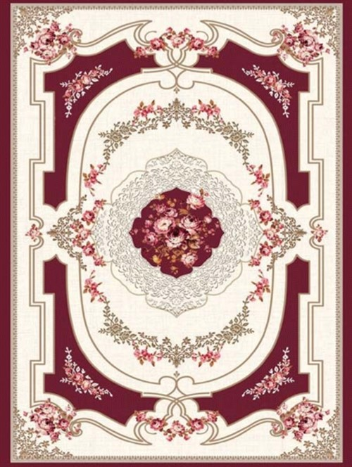 Brillant Leke does not keep Silk Carpet 190x300 Kardelen HJ11616.801 (FRINGED)