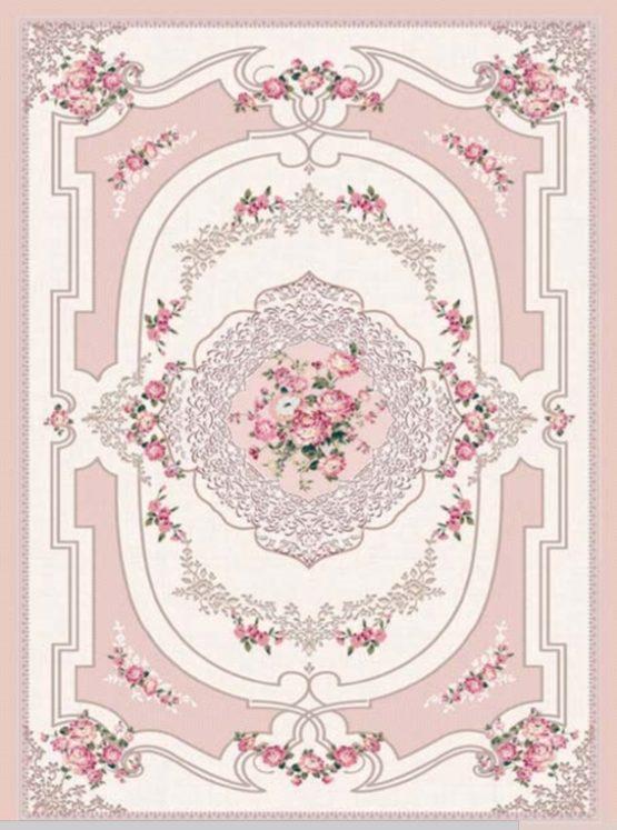 Brillant Leke does not keep Silk Carpet 90x300 Kardelen HJ11616.802 (FRINGED)