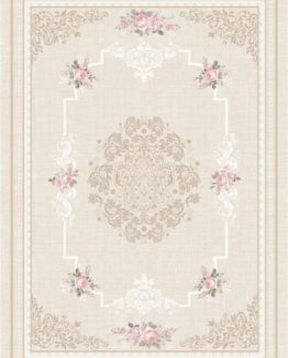 Brillant Leke does not keep Silk Carpet 190x300 Garden HJ11608.804 (FRINGED)
