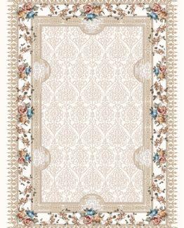 Brillant Leke does not keep Silk Carpet 90x300 Avangarde HJ11619.802 (FRINGED)