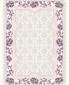 Brillant Leke does not keep Silk Carpet 90x160 Avangarde HJ11619.803 (FRINGED)