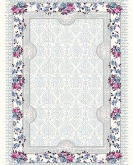 Brillant Leke does not keep Silk Carpet 190x300 Avangarde HJ11619.804 (FRINGED)