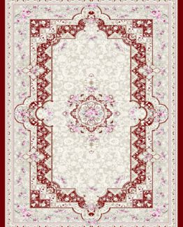 Brillant Leke does not keep Silk Carpet 90x160 Arya HJ11765.804 (FRINGED)