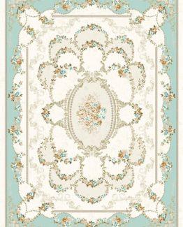 Brillant Leke does not keep Silk Carpet 90x160 Poyraz HJ11759.804 (FRINGED)