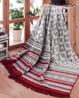 Aksu Cotton Blanket 150x200 boxed - Mistic