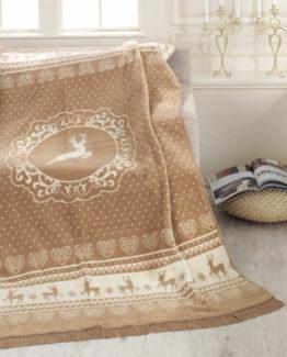 Merinos Cotton Blanket 150x200 boxed - Dolly