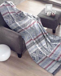 Merinos Cotton Blanket 150x200 boxed - Dorine