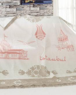 Merinos Cotton Blanket 150x200 boxed - İstanbul Anemone
