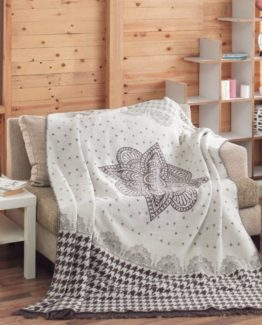 Merinos Cotton Blanket 150x200 boxed - Palanca