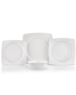 Schafer 24 Pieces Spezial Square Dinner set - BYZ01