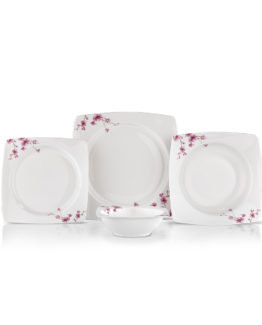 Schafer 24 Pieces Spezial Square Dinner set - XXX01