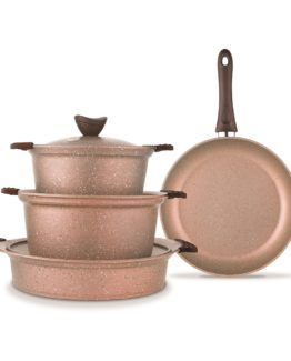 Schafer Lozen 7 Pieces pot Set - KAH01