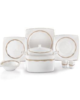 Schafer Karo 60 Pieces Fine Bone Dinner set - BYZ02