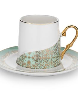Schafer Ottoman Coffee Cup Set - SUY01