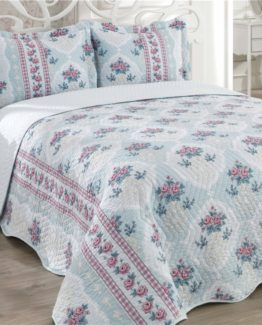 Kupon double Bed Covered - Julie