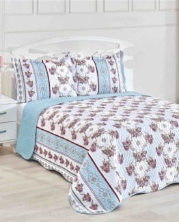 Kupon double Bed Covered - Beauty