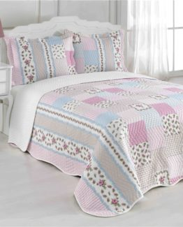 Kupon double Bed Covered - Mia