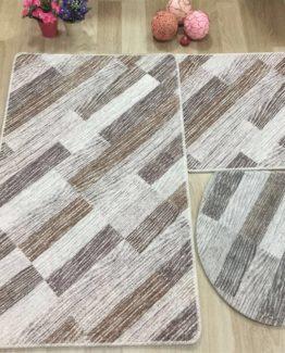 Minteks Elegans 3`lü Closet Set  Wood